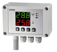 AR247/2/S1/P/P/WA/P регулятор температуры и влажности