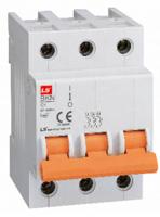 BKN-b 3P D4A  (10kA) Автоматический выключатель модульный