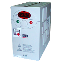 SV008iC5-1F Частотный преобразователь